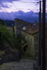 Abendstimmung auf Korsika
