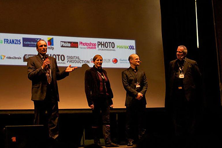 Orga-Kommitee der Photoshop Convention