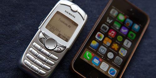 [No] iPhone, [No] Internet