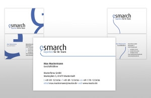 Visitenkarte Esmarch GmbH
