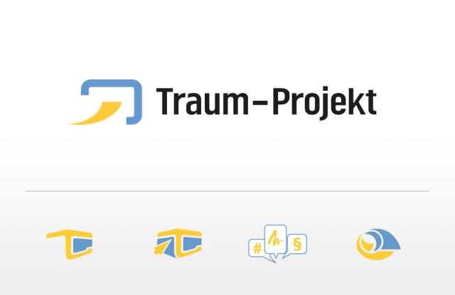 Logo und Embleme Traum-Projekt.com