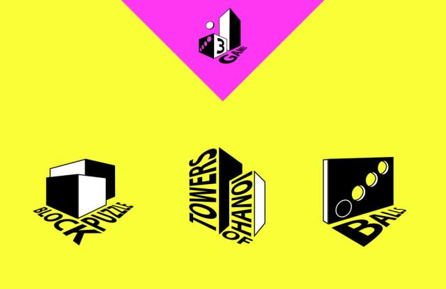 Verschiedene Schwarz-Weiß-Icons