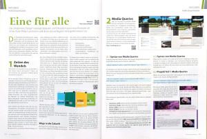Auszug Der Webdesigner 05/2012