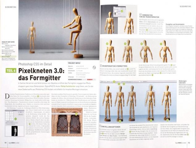 Auszug: Digital PHOTO 11/2010