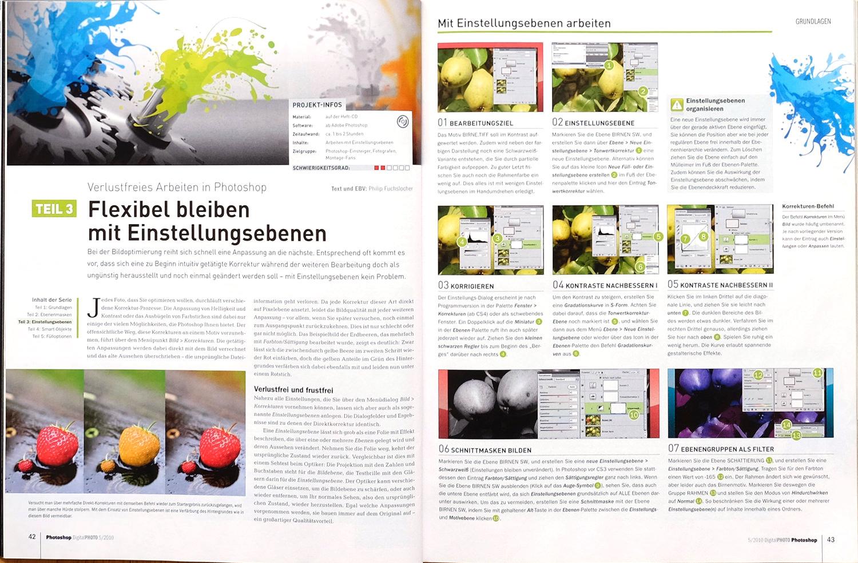Auszug Digital Photo Photoshop 05/2010
