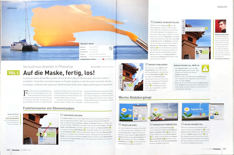Auszug Digital Photo Photoshop 04/2010