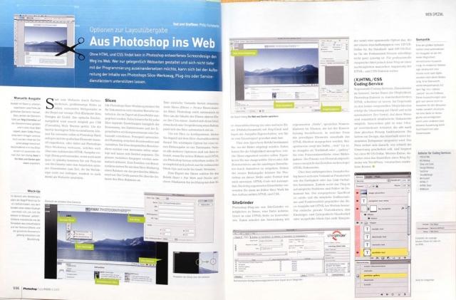 Auszug Digital Photo Photoshop 04/2009