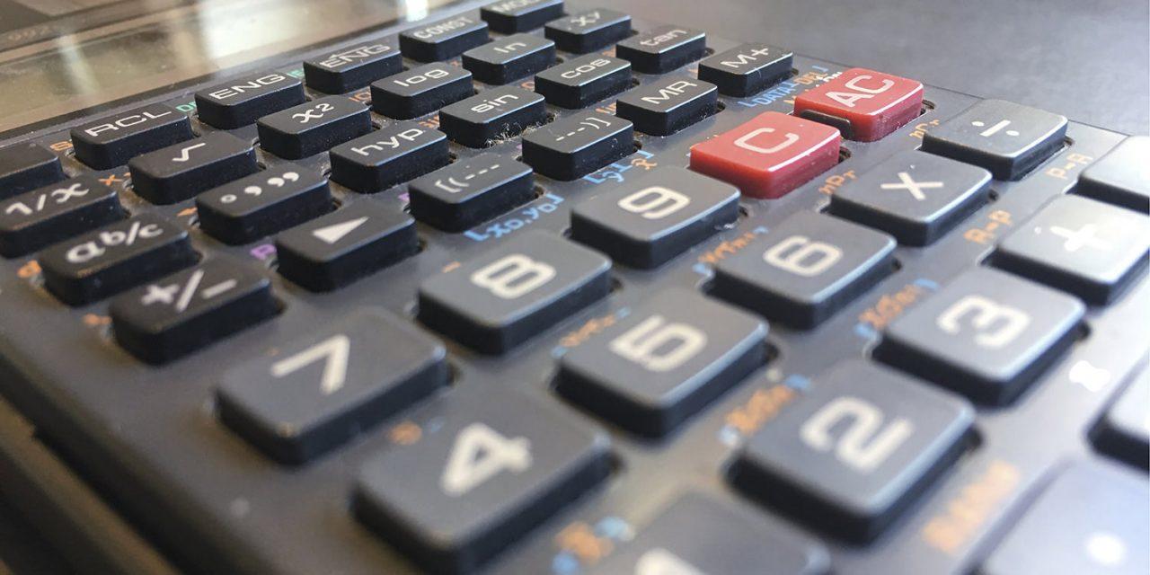 Taschenrechner im Unterricht