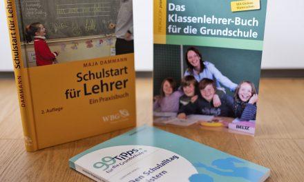 Literatur zum Berufseinstieg für Lehrer